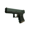 Souvenir Glock-18 | Groundwater <br>(Minimal Wear)