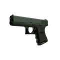 Glock-18 | Groundwater <br>(Well-Worn)