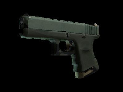 Сувенирный Glock-18 | Грунтовая вода (После полевых испытаний)