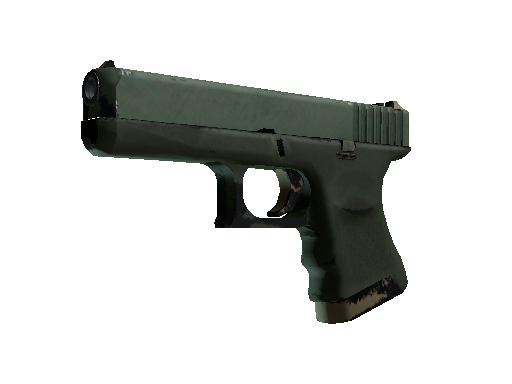 Glock-18 | Groundwater Well-Worn