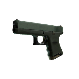Souvenir Glock-18 | Groundwater (Field-Tested) image