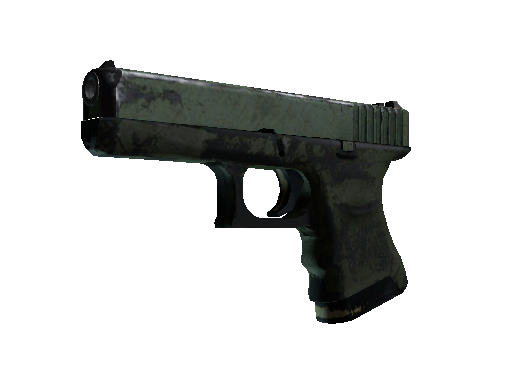 Glock-18 | Groundwater Battle-Scarred