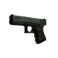 Glock-18 | Groundwater <br>(Battle-Scarred)