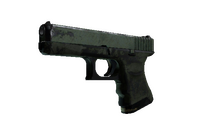 Glock-18 | Groundwater (Battle-Scarred)