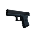 Glock-18 | Night <br>(Well-Worn)
