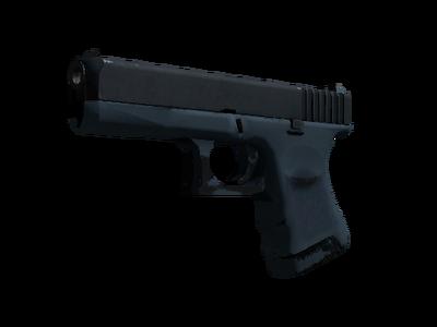 Сувенирный Glock-18 | Ночь (Поношенное)