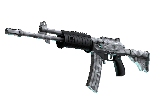 StatTrak™ Galil AR | Shattered (Battle-Scarred)