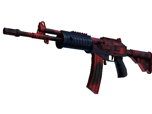 StatTrak™ Galil AR | Signal (Battle-Scarred)