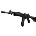 Galil AR | Orange DDPAT <br>(Well-Worn)