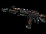 Weapon CSGO - Galil AR Orange DDPAT