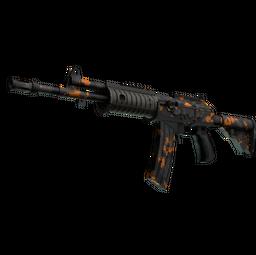 Galil AR | Orange DDPAT (Factory New)