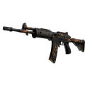 StatTrak™ Galil AR | Orange DDPAT <br>(Minimal Wear)