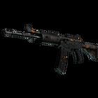 StatTrak™ Galil AR | Orange DDPAT (Battle-Scarred)