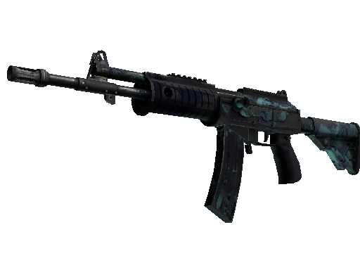 Galil AR | Cold Fusion Battle-Scarred