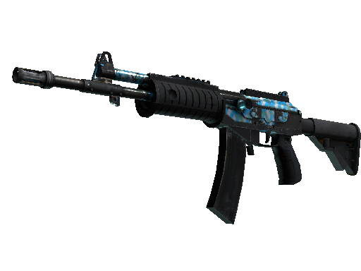 Galil AR | Aqua Terrace Battle-Scarred