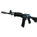 Galil AR | Aqua Terrace <br>(Battle-Scarred)