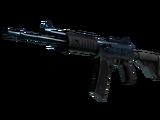 Weapon CSGO - Galil AR Blue Titanium