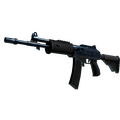 StatTrak™ Galil AR | Blue Titanium <br>(Factory New)