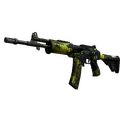 Galil AR | Cerberus <br>(Battle-Scarred)
