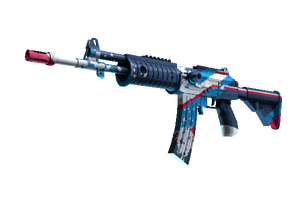 Stattrak Trade Galil Ar Rocket Pop Minimal Wear