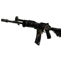 Galil AR | Black Sand <br>(Battle-Scarred)