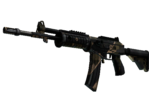 Galil AR | Black Sand Battle-Scarred
