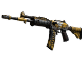 StatTrak™ Galil AR | Chatterbox (Battle-Scarred)