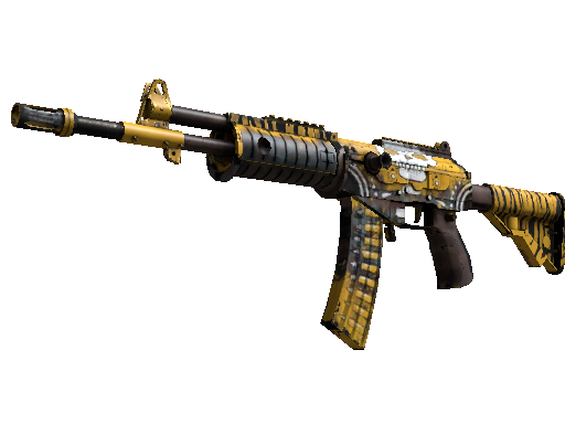 Eclipse Galil AR Chatterbox