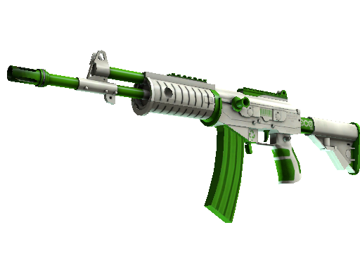 StatTrak™ Galil AR | Eco (Battle-Scarred)