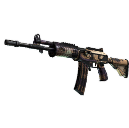StatTrak™ Galil AR | Sandstorm (Battle-Scarred)