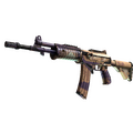 Galil AR | Sandstorm <br>(Well-Worn)