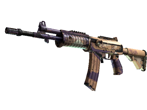 Galil AR | Sandstorm Well-Worn