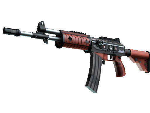 StatTrak™ Galil AR | Firefight (Battle-Scarred)