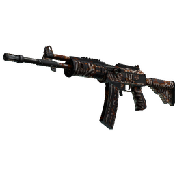 StatTrak™ Galil AR | Akoben (Battle-Scarred)