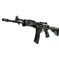 Galil AR | Sage Spray <br>(Battle-Scarred)