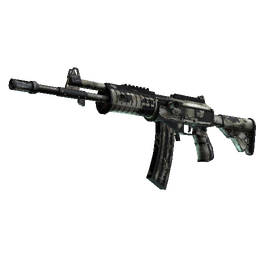 Souvenir Galil AR | Sage Spray (Battle-Scarred)