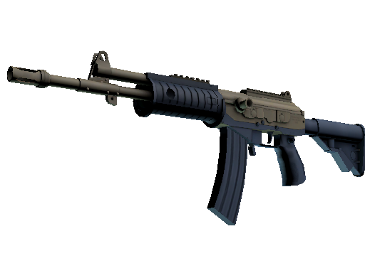 Galil AR | Tornado (Battle-Scarred)