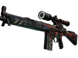 StatTrak™ G3SG1   The Executioner (Battle-Scarred)