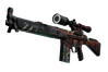G3SG1 | The Executioner (Battle-Scarred)