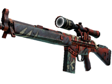 Skin G3SG1 | The Executioner
