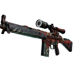 G3SG1 | The Executioner (Well-Worn)