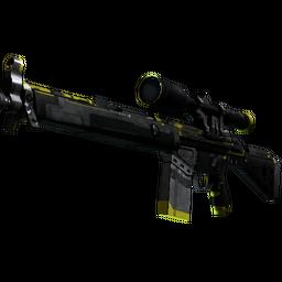 StatTrak™ G3SG1 | Stinger (Battle-Scarred)