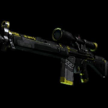 G3SG1   Stinger (Battle-Scarred)