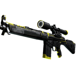 StatTrak™ G3SG1 | Stinger (Factory New)