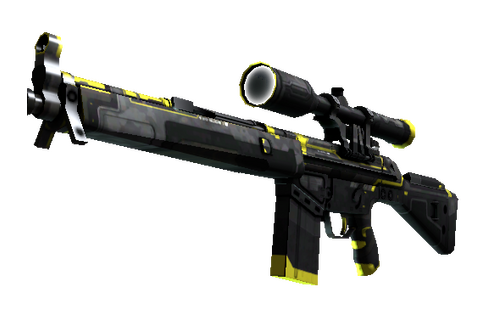 Buy StatTrak™ G3SG1 | Stinger (Minimal Wear)