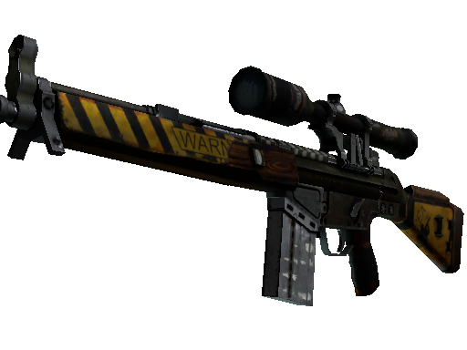 G3SG1 | Scavenger Battle-Scarred