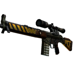 StatTrak™ G3SG1 | Scavenger (Field-Tested)