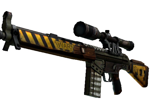 StatTrak™ G3SG1 | Scavenger (Battle-Scarred)