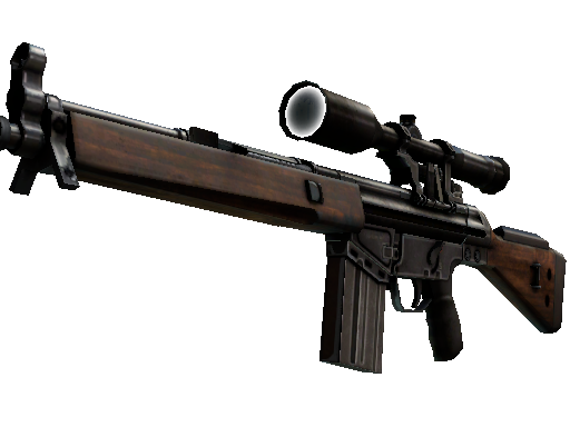 G3SG1 | Hunter Battle-Scarred