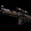 StatTrak™ G3SG1   Hunter (Battle-Scarred)